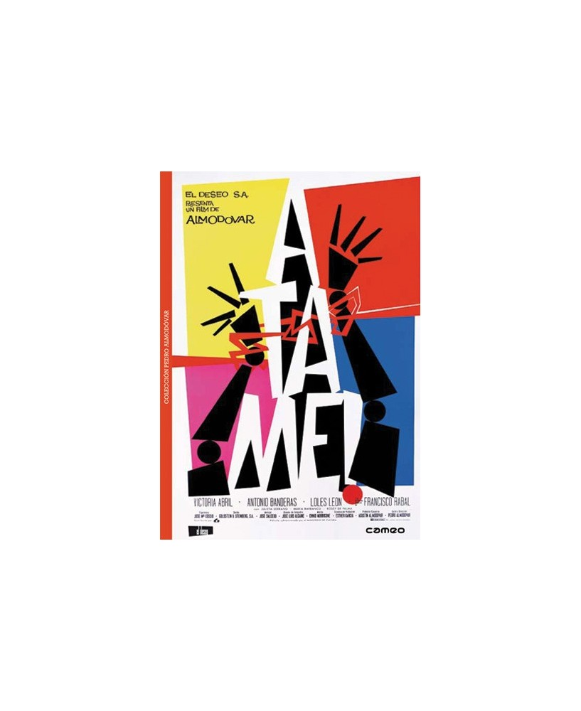 Atame  - Edicion Remasterizada Pedro Almodóvar
