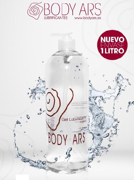 Lubricante Body Ars formato 1 litro