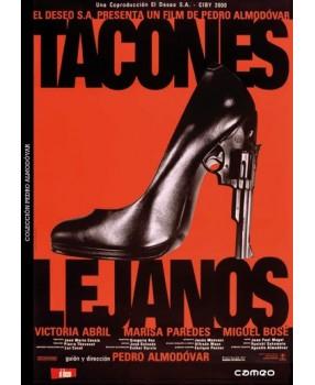 Tacones lejanos Edicion Remasterizada Pedro Almodóvar