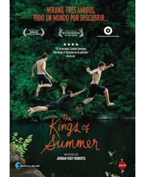 The Kings of Summer.